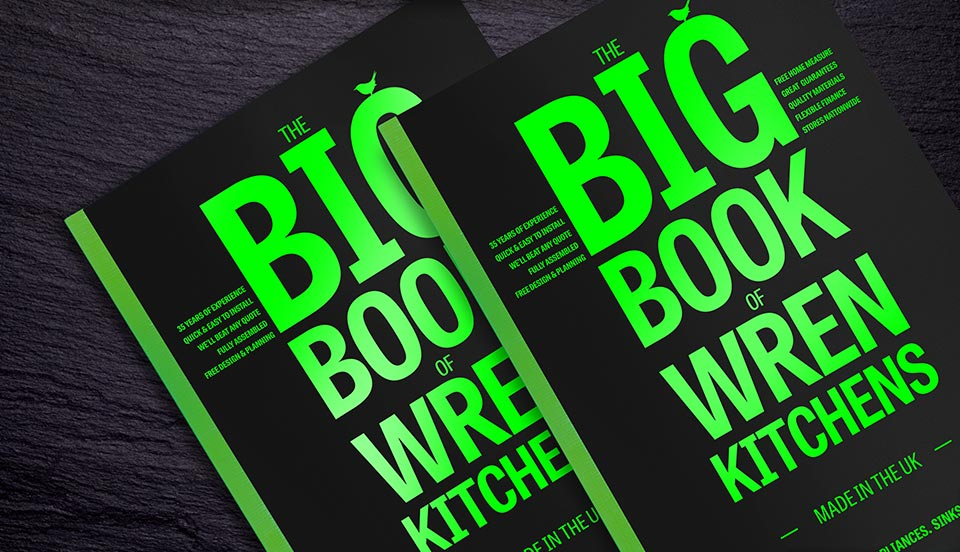 The Big Book of Wren Kitchens