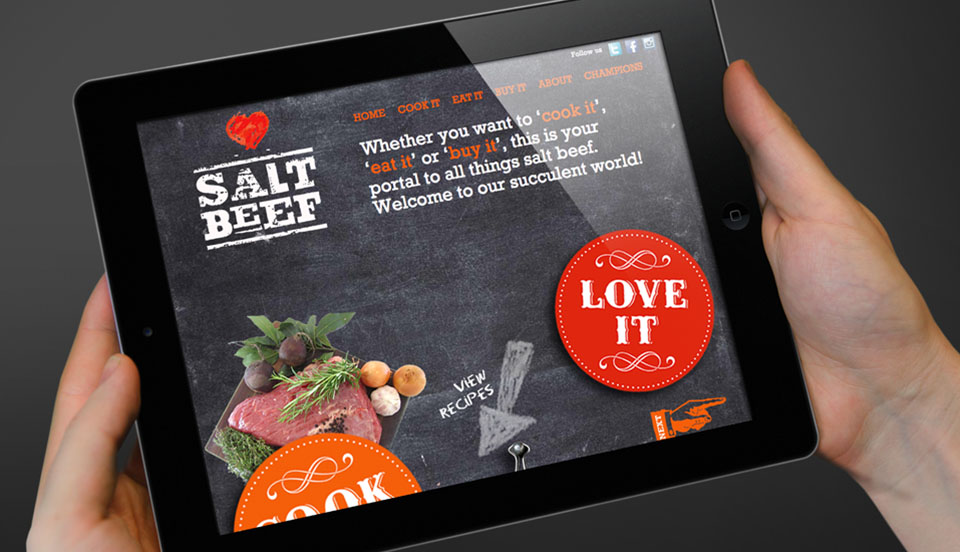 Love Salt Beef