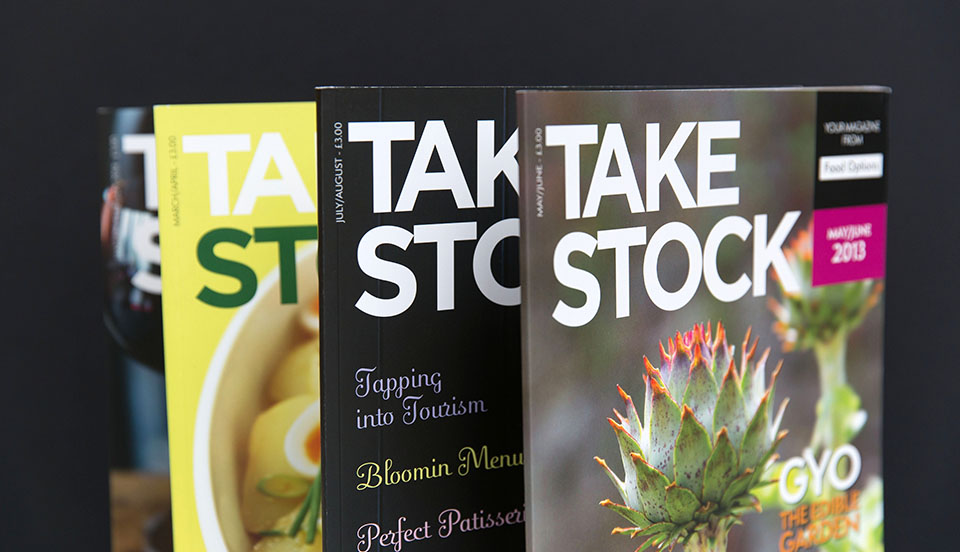 Today's Group – Take Stock Magazine